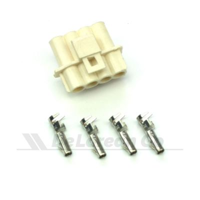 4 Pin Female Connector