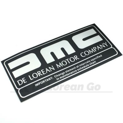 Label - Air Filter, DMC