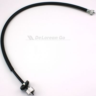 Lower Speedo Cable (DeLorean Europe)