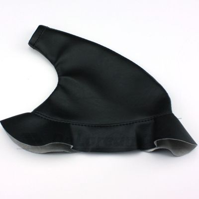 Handbrake Lower Gaiter - vinyl (lower part only)