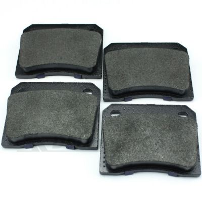 Rear Brake Pads (complete set of 4)