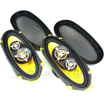 Rear Speakers (OEM size) (PAIR)