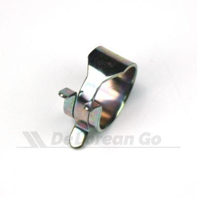 W1 Steel Spring Clip for Fuel Pump Boot and Clutch Reservoir