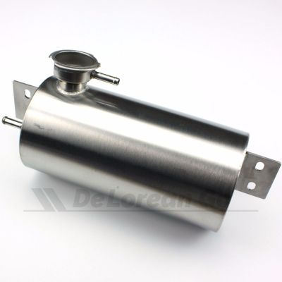 Stainless Coolant Bottle Header Tank