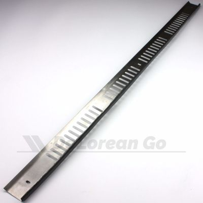 Stainless Rear Screen Upper Finisher