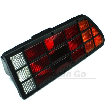 Right Hand Tail Light Lens