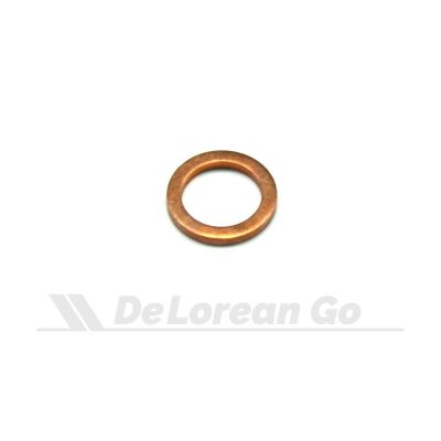 Thicker M8 Copper Washer (for use on injectors with new bolts)