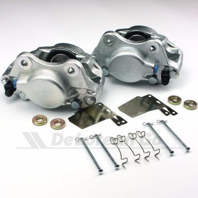 Vented Front Brake Calipers PAIR