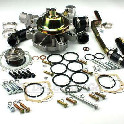 The Ultimate Water Pump and/or Installation Kit - fully customisable